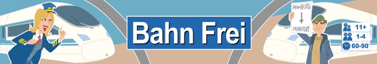 Bahn Frei: Sei Held im eigenen Zug